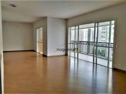 Apartamento com 4 dormitórios para alugar, 180 m² por R$ 9.500,00/mês - Brooklin Novo - Sã