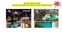 Pacote Temporada (11.04  18.2021) no Resort Salinas Park