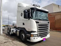 Título do anúncio: Caminhão Trucado Scania G440 6x2