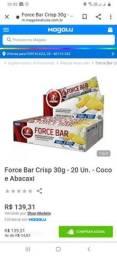 Título do anúncio: Force Bar Caixa 20 Unidades MidWay Barra Proteina
