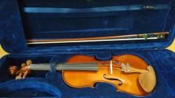 Título do anúncio: Violino eagle com maleta