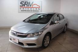 HONDA CIVIC 2012/2012 1.8 LXS 16V FLEX 4P MANUAL