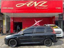 Peugeot 207 SW 2009 Completo GNV, Financiamento sem entrada!