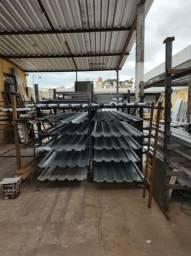 Título do anúncio: Telhas zinco tesouras estrutura atacado e varejo melhor preço