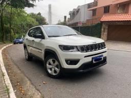 Título do anúncio: Jeep Compass Sport - 2018 - Apenas 34 mil km