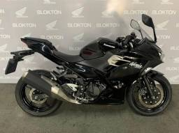 Kawasaki Ninja 400 único dono e ipva 2021 pago