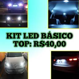 KIT LED BÁSICO TOP