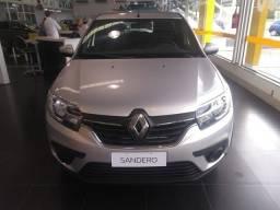 Título do anúncio: Renault Sandero zen 1.0 4P
