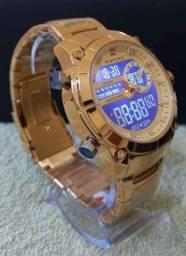 Título do anúncio: Relógio Naviforce Masculino de Luxo Aprova D'água