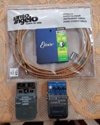 Título do anúncio: Corda de guitarra Elixir 0.11