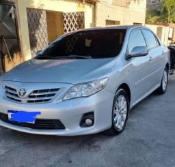 Título do anúncio: Corolla Altis 2012