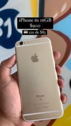 iPhone 6s 16 gigas