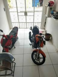 Título do anúncio: Alugo motos para trabalho Manaus