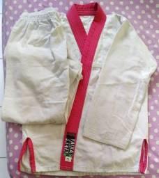 Kimono Infantil Jiu-jitsu / Judô