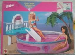 Piscina da Beach Barbie