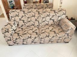 Título do anúncio: Jogo de sofá de 2 e 3 lugares