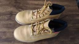 "Bota Yellow Boot 6"" Timberland - Tamanho 36 - Novinha, Pouquíssimo Uso"