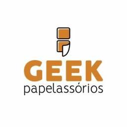 Geek Papelassórios