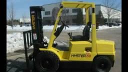 Empilhadeira hister h60xm diesel
