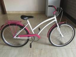 Bike tumblr Rosa cm branco