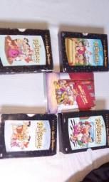 DVDs box
