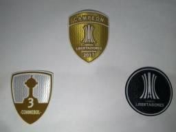 Trio de Patch Grêmio