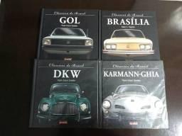 LIVROS: CLÁSSICOS DO BRASIL (4 Edições)