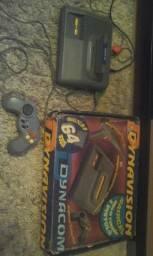 Video game antigo na caixa original