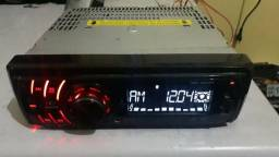 Rádio Hbuster usb auxiliar cd rádio bem novo