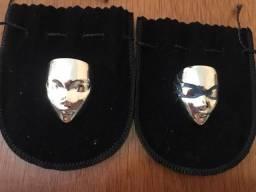 Máscaras Marin e Shina Cavaleiros do Zodíaco