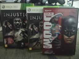 Box Injustice (xbox 360)