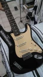 Vendo Fender Bullet Squier / troco em celular