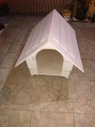 Casa cachorro em fibra