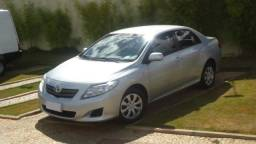 TOYOTA COROLLA 2009/2010 1.8 XLI 16V FLEX 4P MANUAL - 2010