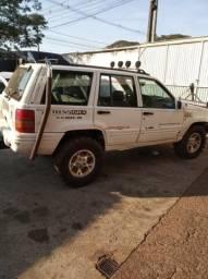 Jeep Cherokee v8 trilha - 1997