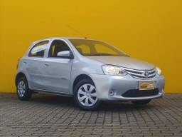 TOYOTA ETIOS 2015/2015 1.3 X 16V FLEX 4P MANUAL - 2015