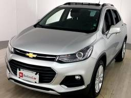 Chevrolet TRACKER Premier 1.4 Turbo 16V Flex Aut - Prata - 2018 - 2018