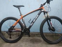 Bicicleta carbono