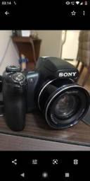 Câmera semi profissional sony(esta custando 1.800.00 uma nova)