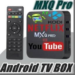 Tv Box Mxq Pró 2gb/16gb ( Loja Fisica )