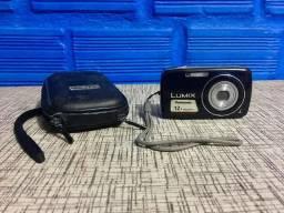 Câmera digital Lumix panasonic