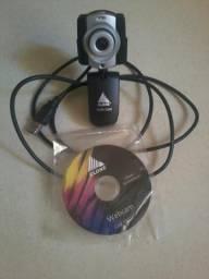 Webcam na promoção