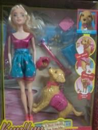 Bonecas Barbies na promoção cada é 50,00