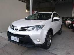 Toyota 2015 Rav4 2.0 4x2 Automatico branco pérola único dono 39000 km 2015 - 2015