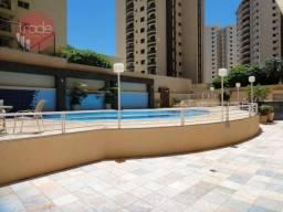 Apartamento com 3 dormitórios para alugar, 137 m² por r$ 2.500/mês - jardim santa ângela -