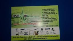 Cama Hospitalar Eletrônica
