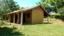 Chácara 20.000 m2 próx. cidade 02 Casas c/ 150 pés de manga Rf. 466 Silva Corretor