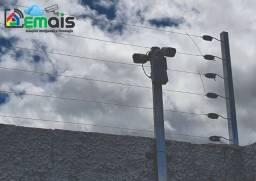 Super Cerca eletrica 6 fios com 12.000volts Alto padrão