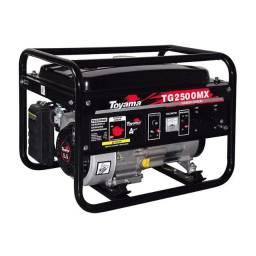 Gerador Gasolina TG2500MX2 2200W 220V c/ avr - Toyama (Novo/Loja)