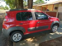 Vendo Fiat uno ano 2011 completo